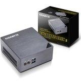 GIGABYTE BRIX kit Intel Core i5-6200U, 2x DDR3L 1.35V SODIMM (max 16GB), 2.5