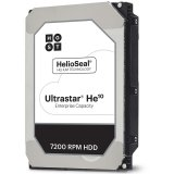 HDD Server HGST Ultrastar HE10 (3.5'', 8TB, 256MB, 7200 RPM, SATA 6Gb/s ULTRA 4KN SED). SKU: 0F27506