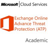 MICROSOFT Office 365 Exchange Advanced Threat Protection, Academic, VL Subs., Cloud, Single Language, 1 user, 1 year
