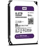 HDD AV WD Purple (3.5', 8TB, 128MB, 5400 RPM Class, SATA 6 Gb/s)