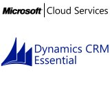 MICROSOFT Dynamics CRM Online Essential, Business, VL Subs., 1 license, 1 month