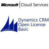 MICROSOFT Dynamics CRM Online Basic, Business, VL Subs., Cloud, All Languages, 1 user, 1 month