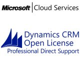 MICROSOFT Dynamics CRM Online Professional Direct Support, Business, VL Subs., All Languages, 1 user, 1 month
