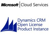 MICROSOFT Dynamics CRM Online Production Instance, Business, VL Subs., Cloud, All Languages, 1 user, 1 month