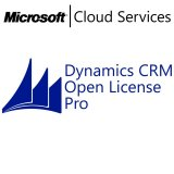 MICROSOFT Dynamics CRM Online Professional, Business, VL Subs., Cloud, 1 user, 1 month