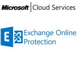 MICROSOFT Exchange Online Protection, Business, VL Subs., Cloud, All Languages, 1 user, 1 month