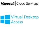 MICROSOFT Virtual Desktop Access, VL Subs., Windows, Cloud, Single Language, 1 device, 1 month