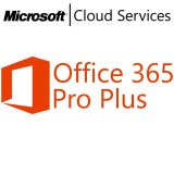 MICROSOFT Office 365 Professional Plus, Business, VL Subs., Cloud, Single Language, 1 user, 1 month