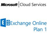 MICROSOFT Exchange Online Plan 1, Business, VL Subs., Cloud, 1 user, 1 month