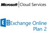 MICROSOFT Exchange Online Plan 2, VL Subs., Cloud, All Languages, 1 user, 1 month