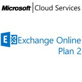 MICROSOFT Exchange Online Plan 2, VL Subs., Cloud, 1 user, 1 month