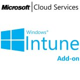 MICROSOFT Intune Open Add-On, Business, VL Subs., iOS, Android, Windows, Single Language, 1 license, 1 month