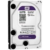 HDD AV WD Purple (3.5', 5TB, 64MB, RPM IntelliPower, SATA 6 Gb/s)