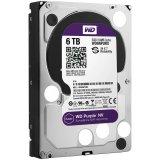 HDD AV WD Purple NV (3.5', 6TB, 64MB, RPM IntelliPower, SATA 6 Gb/s)
