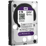HDD AV WD Purple (3.5', 4TB, 64MB, RPM IntelliPower, SATA 6 Gb/s)