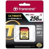 TRANSCEND 256GB SDXC UHS-I U3