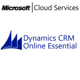 MICROSOFT Dynamics CRM Online Essential, VL Subs., Cloud, Single Language, 1 user, 1 year