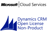 MICROSOFT Dynamics CRM Online Non-Production, VL Subs., Cloud, Single Language, 1 user, 1 year