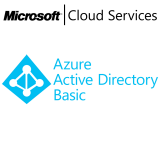 MICROSOFT Azure Active Directory Basic, VL Subs., Cloud, Single Language, 1 user, 1 year