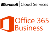 MICROSOFT Office 365, Business, VL Subs., Cloud, Single Language, 1 user, 1 year