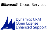 MICROSOFT Dynamics CRM Online Enhanced Support, VL Subs., Cloud, Single Language, 1 user, 1 year