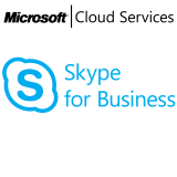 MICROSOFT Skype, Business, VL Subs., Cloud, Single Language, 1 user, 1 year