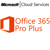 MICROSOFT Office 365 Professional Plus, VL Subs., Cloud, Single Language, 1 user, 1 year