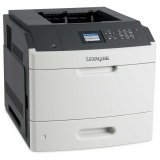 LEXMARK MS811DN MONO LASER PRINTER,A4, Mono laser, 60 ppm, 4.4 sec, 1200x1200 dpi,duplex 36 ppm, ethernet, stan. paper in. 650 sheetspaper o.550 sheets , USB, Giga Ethernet, CPU 800Mhz,memory standard 512MB,Duty Cycle 275.000 pag/mon