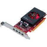 AMD FirePro W4100 2GB GDDR5, 4 mDP, PCIe 3.0