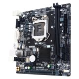 GIGABYTE Main Board Desktop Intel H110 (S1151, 2xDDR4, Realtek ALC887, 1x10/100/1000 Mbit, 1xPCIEX16, 1xPCIEX1, 4xSATA 6Gb/s, 2xPS/2, 1xD-Sub, 1xDVI-D, 2xUSB3.0, 2xUSB2.0, 1xRJ-45) mATX, Retail