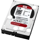 HDD Desktop WD Red Pro (3.5', 4TB, 128MB, 7200 RPM, SATA 6 Gb/s)