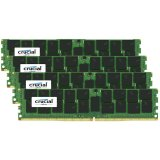 256GB Kit (64GBx4) DDR4 2400 MT/s (PC4-19200) CL17 QR x4 Load Reduced DIMM 288pin