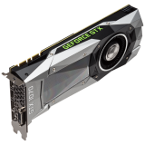 GIGABYTE Video Card GeForce GTX 1070 Founders Edition GDDR5 8GB/256bit, 1506MHz/8000MHz, PCI-E 3.0 x16, HDMI, DVI-I, 3xDP, Cooler(Double Slot), Retail