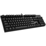 GIGABYTE Keyboard Gaming Mechanical FORCE K85 (Cable, backlit illumination, US layout) Black, Retail