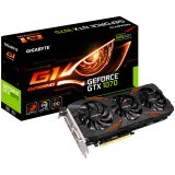 GIGABYTE Video Card GeForce GTX 1070 G1 GAMING GDDR5 8GB/256bit, Boost Mode 1784MHz/8008MHz, PCI-E 3.0 x16, HDMI, DVI-D, 3xDP, WINDFORCE 3X Cooler,RGB (Double Slot), Retail