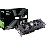 Inno3D Video Card GeForce GTX 1080 Twin X2 GDDR5X 8GB/256bit, 1607MHz/10000MHz, PCI-E 3.0 x16, HDMI, DVI-D, 3xDP, HerculeZ 2X Cooler (Double Slot), Retail