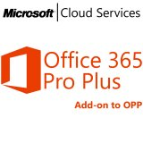 MICROSOFT Office 365 Professional Plus, Student, Academic, VL Subs., Cloud, All Languages, 1 user, 1 month