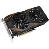 GIGABYTE Video Card AMD Radeon RX470 GAMING GDDR5 4GB/256bit, 1230MHz/6600MHz, PCI-E 3.0, 3xDP, HDMI, DVI-D, WINDFORCE 2X Cooler RGB(Double Slot), Retail