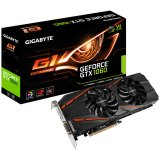 GIGABYTE Video Card GeForce GTX 1060 GAMING GDDR5 3GB/192bit, 1594MHz/8008MHz, PCI-E 3.0 x16, HDMI, DVI-D, 3xDP, WINDFORCE 2X Cooler RGB (Double Slot), Backplate, Retail