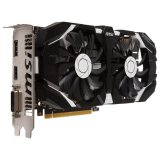 MSI Video Card GeForce GTX 1060 OC GDDR5 3GB/192bit, 1544MHz/8008MHz, PCI-E 3.0 x16, DP, HDMI, DVI-D, Sleeve 2X Fan Cooler (Double Slot), Retail