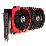 MSI Video Card AMD Radeon RX 480 GAMING X GDDR5 4GB/256bit, 1303MHz/7000MHz, PCI-E 3.0 x16, 2xDP, 2xHDMI, DVI-D, Twin Frozr VI Cooler LED(Double Slot), Backplate, Retail