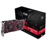 XFX Video Card AMD Radeon RX 460 GDDR5 4GB/128bit, 1220MHz/7000MHz, PCI-E 3.0 x16, HDMI, DVI-D, DP, DD 2X cooler (Double Slot), Retail