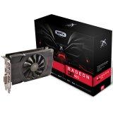XFX Video Card AMD Radeon RX 460 GDDR5 2GB/128bit, 1220MHz/7000MHz, PCI-E 3.0 x16, HDMI, DVI-D, DP, VGA cooler (Double Slot), Retail