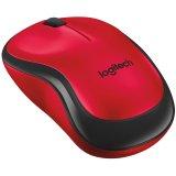 LOGITECH Wireless Mouse M220 SILENT - EMEA - RED