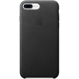 iPhone 7 Plus Leather Case - Black, Model