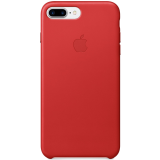 iPhone 7 Plus Leather Case - (PRODUCT)RED, Model