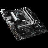 MSI Main Board Desktop B150 (S1151,4xDDR4,1xPCI-Ex16,2xPCI-Ex1,USB3.1,USB2.0,SATA III,M.2,DVI,HDMI,GLAN) mATX Retail