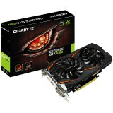 GIGABYTE Video Card GeForce GTX 1060 GDDR5 3GB/192bit, 1556MHz/8008MHz, PCI-E 3.0 x16, HDMI, 2xDVI-D, DP, WINDFORCE 2X Cooler (Double Slot), Backplate, Retail