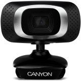 CANYON 1080P Full HD webcam with USB2.0. connector, 360° rotary view scope, 2.0Mega pixels