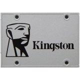 Kingston SSD 240GB SSDNow UV400 SATA 3 2.5 (7mm height), EAN: 740617252897, bulk 50pk